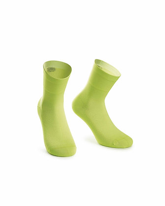 Calcetines Assosoires Mille GT VisibilityGreen
