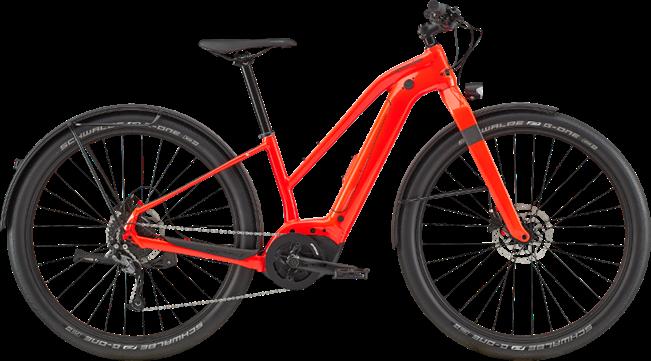 Bicicleta Eléctrica  Cannondale Canvas Neo Remixte 2
