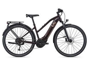 Bicicleta eléctrica mujer Liv Amiti  E+ 2