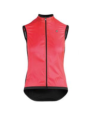 Chaleco Assos mujer Uma GT Wind Jacket Galaxy Pink