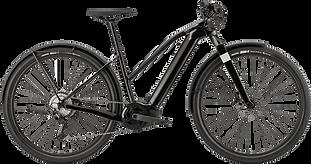 Bicicleta Eléctrica  Cannondale Canvas Neo Remixte 1