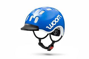 Casco Woom  azul