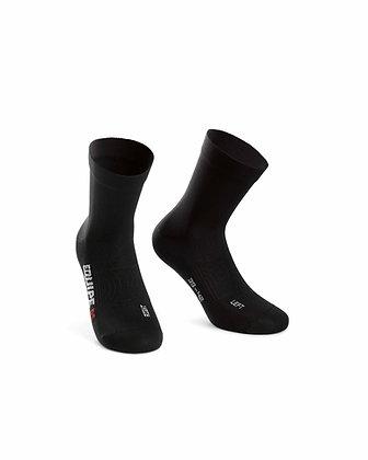 Calcetines Assosoires Équipe RS Prof black