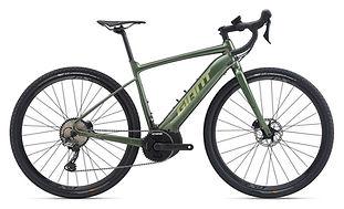 Bicicleta Eléctrica Gravel Giant Revolt E+ Pro