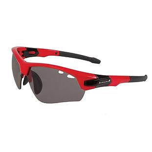 Gafas Endura Char rojas