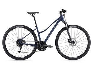 Bicicleta mujer Liv Rove 2