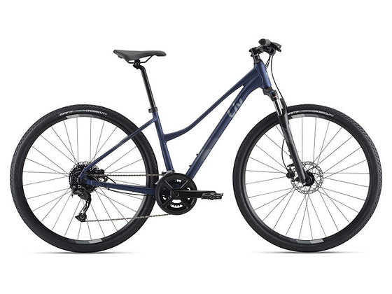 Bicicleta mujer Liv Rove 2 (2021)