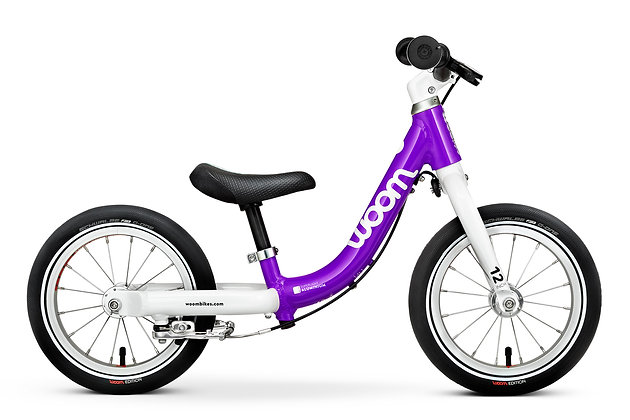 Bicicleta Woom 1 12¨ Morada