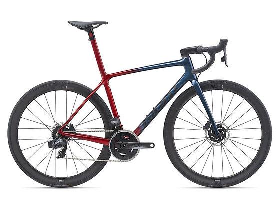 Bicicleta Giant TCR Advanced Sl 1 Disc (2021)