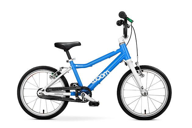 Bicicleta Woom 3 16¨ Azul