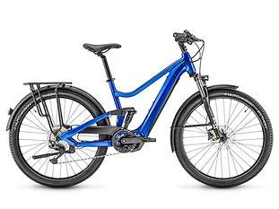 Bicicleta Moustache Samedi 27 Xroad FS 3