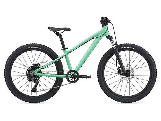 "Bicicleta Liv Stp 24"" FS  Verde agua"