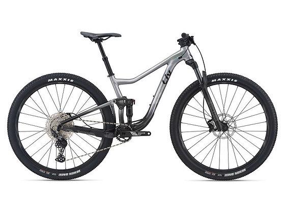 Bicicleta mujer Liv Pique 29 2  (2021)