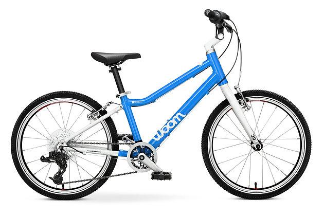 Bicicleta Woom  4  20¨ Azul