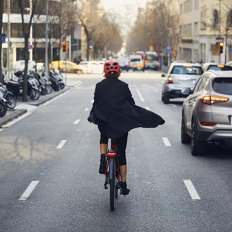 MADRID EN BICI, bicicletas eléctricas, bicicletas plegables, bicicletas de ciudad en  Castellana 100