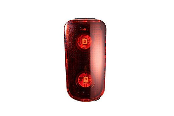 Luz trasera Numen Alumbra Roja