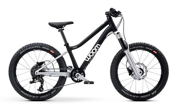 """Bicicleta Woom OFF AIR 4  20""""   (horquilla de aire)"""