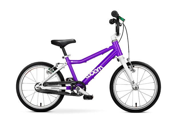 Bicicleta Woom 3 16¨ Morada