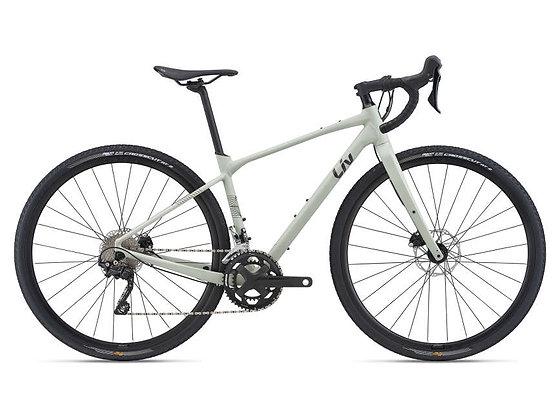 Bicicleta mujer Liv Devote 1  (2021)