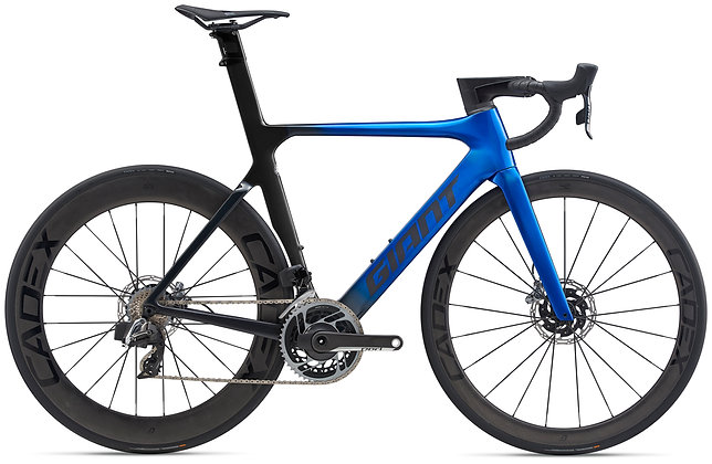 Bicicleta Giant Propel Advanced Sl 0 Disc Red (2020)