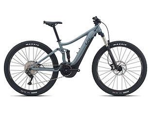 Bicicleta eléctrica mujer Liv Emboldem E+ 2