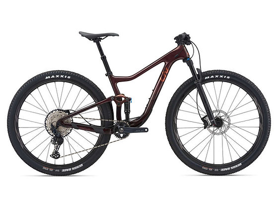 Bicicleta mujer Liv Pique Avanced Pro 29 2  (2021)