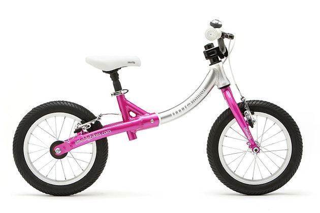 "Bicicleta evolutiva Little Big 14"" Rosa"