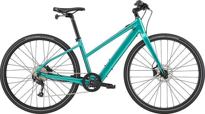 Bicicleta Eléctrica  Cannondale Quick Neo SL 2 Remixte