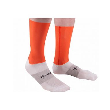 Calcetines pissei aero coral/blancos