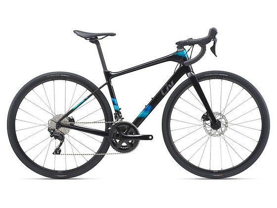Bicicleta mujer Avail advanced 2 (2021)