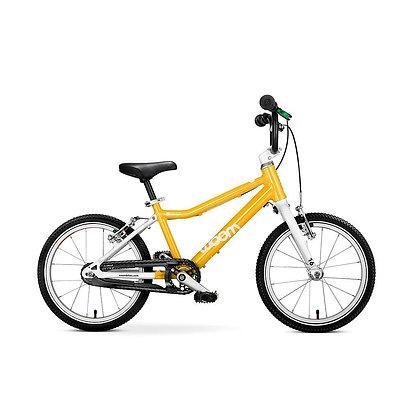 Bicicleta Woom 4  20¨Amarilla