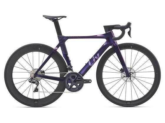 Bicicleta  mujer Liv Enviliv Advanced Pro 0 (2021)