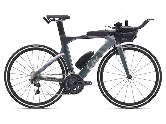 Bicicleta Triathlon mujer Liv Avow Advanced Pro 2 (2021)