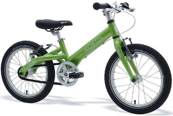 "Kokua Liketo Bike 16"" Coasterbrake"