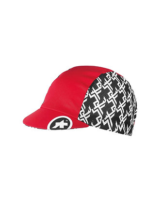 Gorra Assos GT National Red