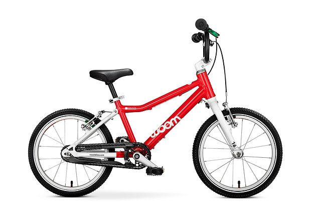 Bicicleta Woom 3 16¨ Roja