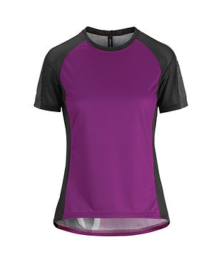Mujer Trail SS Jersey Cactus purple