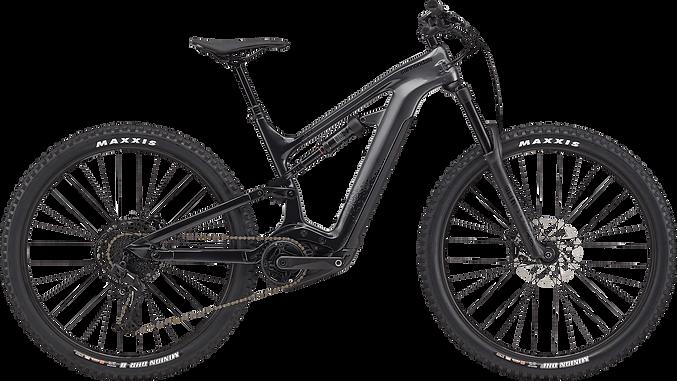 Bicicleta Eléctrica  Cannondale Moterra Neo  Carbon 3