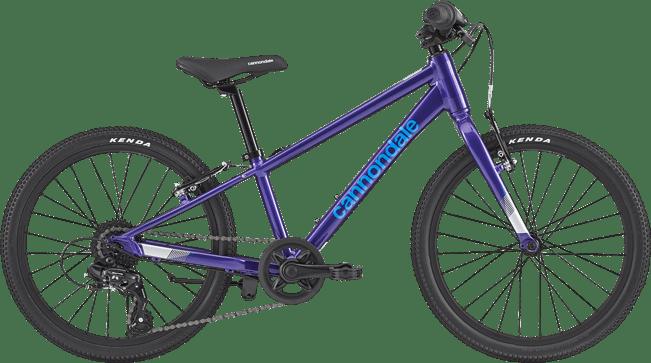 "Bicicleta Cannondale Quick 20"" Violeta"