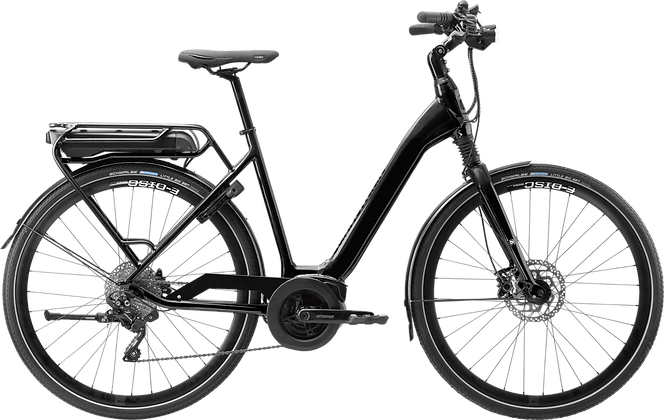 Bicicleta Eléctrica  Cannondale Mavaro Active City