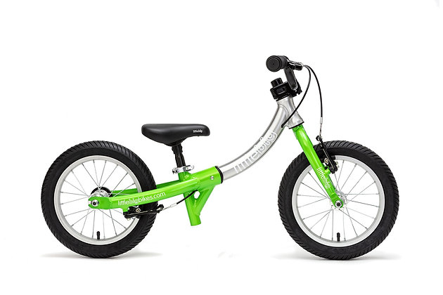 "Bicicleta evolutiva Little Big 14"" Verde"