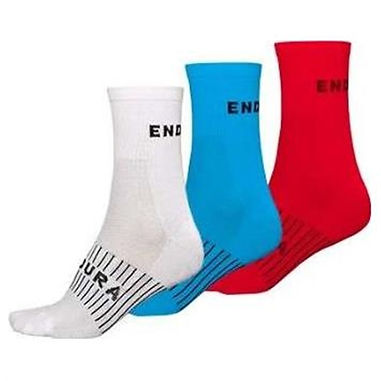 Calcetines Endura Coolmax race 3 pares