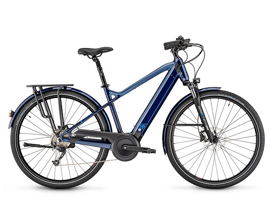 Bicicleta Moustache Samedi 28.2 Barería 500 WH