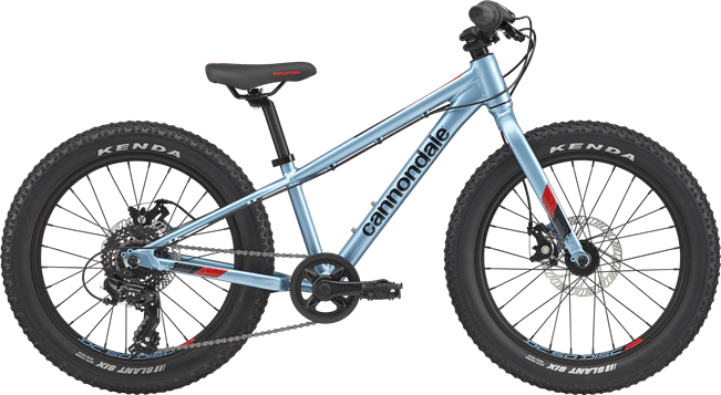 "Bicicleta Cannondale  Cujo 20"" Azul"