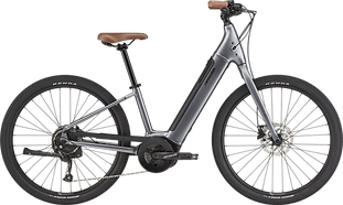 Bicicleta Eléctrica Cannondale Adventure Neo 4