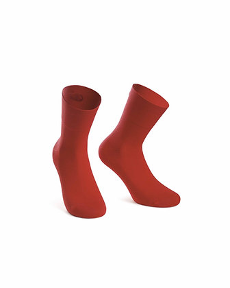 Calcetines Assosoires Mille GT National Red