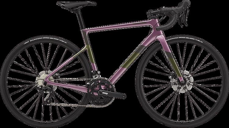 Bicicleta Cannondale SuperSix EVO Carbon Disc Women's 105