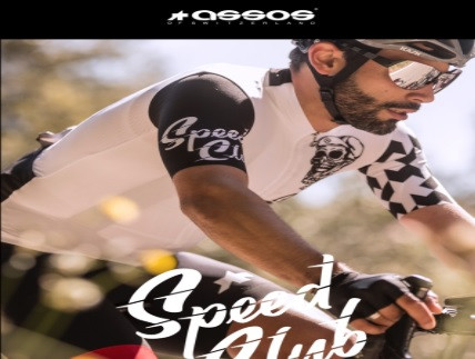 MAILLOT SPEED CLUB ASSOS