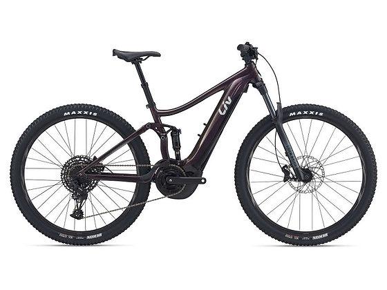 Bicicleta eléctrica mujer Liv Embolden E+ 1 (2021)