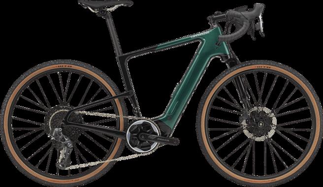 Bicicleta Eléctrica  Cannondale Topstone Neo Carbon Lefty 1